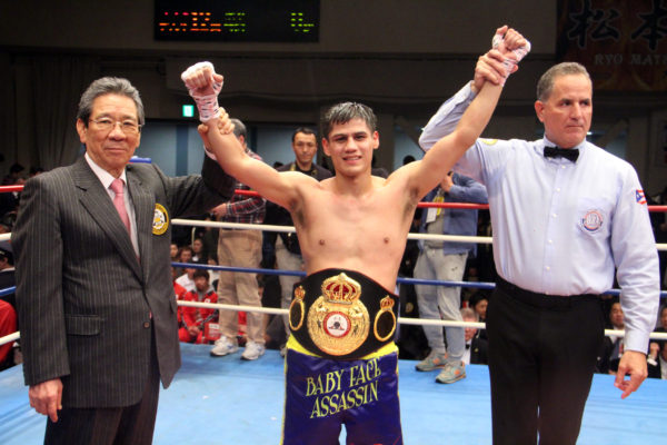 Daniel Román wants to regain his WBA title