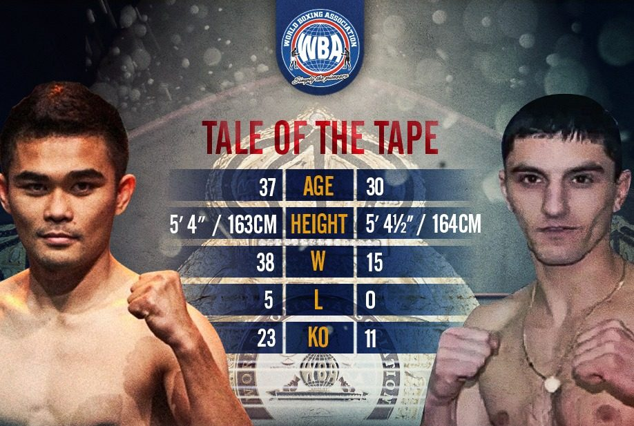 Viloria and Dalakian will fight for the WBA Flyweight title in California