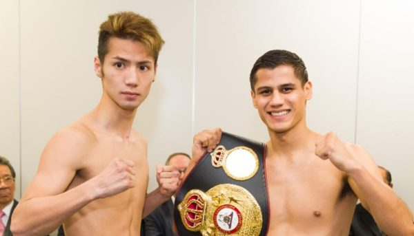 Roman and Matsumoto ready to fight for the WBA Super Bantamweight belt this Wednesday