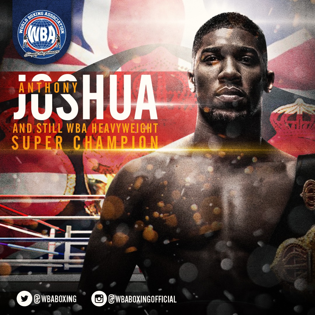 Anthony Joshua Retains Title Against Joseph Parker