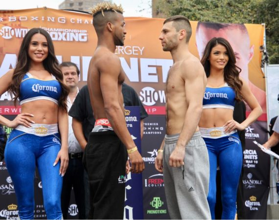 Barthelemy and Relikh make weight in San Antonio