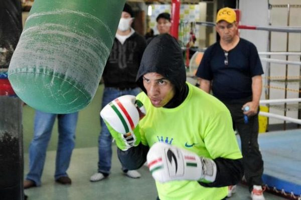 Konishi and Cañizales completed open workout