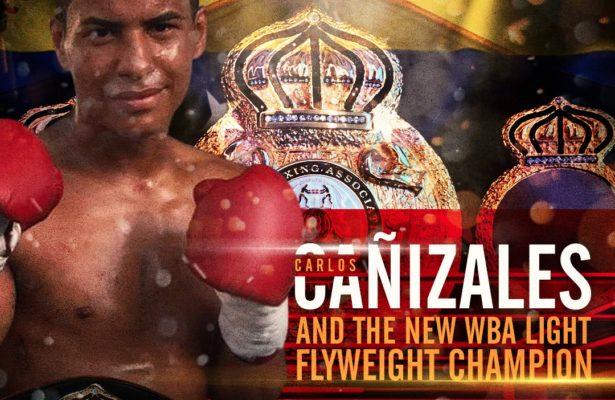 Cañizares dominó a Konishi y es el nuevo campeón AMB.