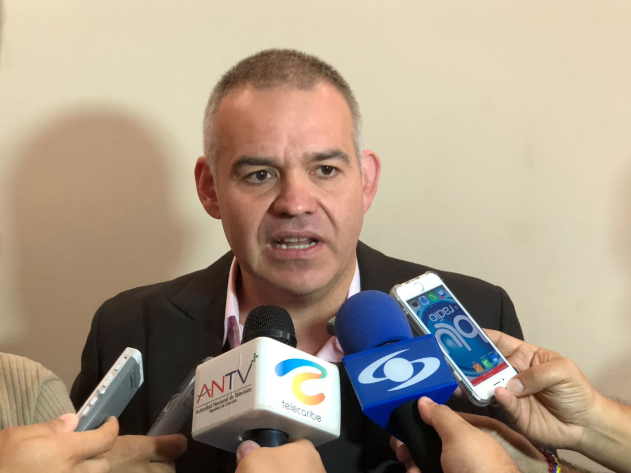 """Gilberto Jesús Mendoza: """"This is a complicated moment but nothing that will set us back"""""""