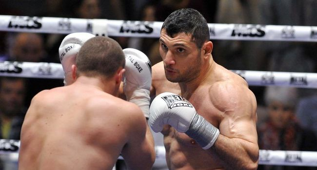 Goulamirian and Merhy will fight for the WBA Cruiserweight title this Saturday