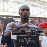 Michel Soro and John Vera make weight for WBA Elimination Fight