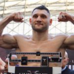 Ryad Merhy vs Arsen Goulamirian WBA Cruiserweight Championship