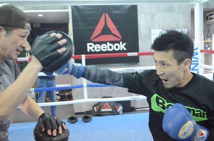 Konishi y Cañizales realizaron entrenamiento público.