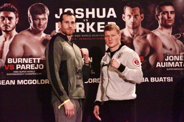 Three WBA regional titles will be disputed in Cardiff