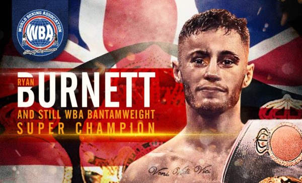 Burnett Retains WBA Title Against Parejo