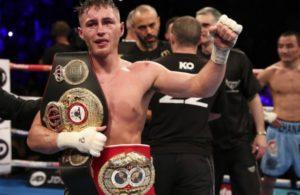 Burnett defends his WBA title against Parejo this Saturday.