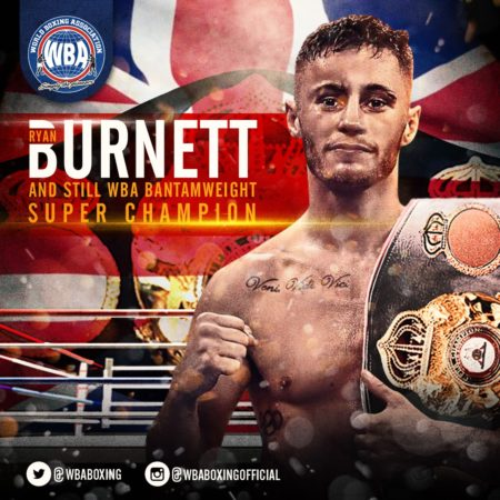 Burnett Retains WBA Title Against Parejo.