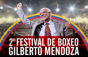 Segundo Festival de boxeo Gilberto Mendoza se desarrolla con éxito.