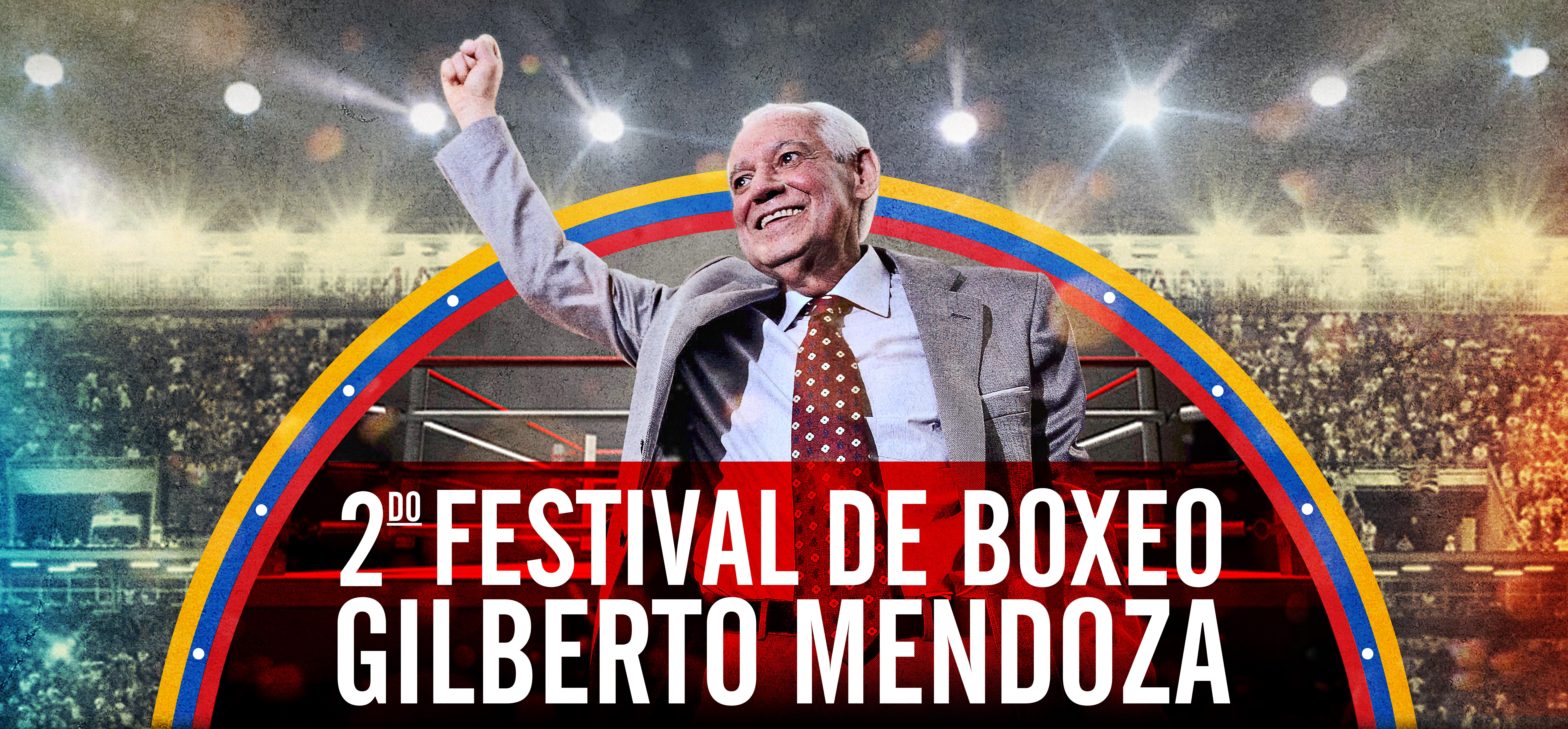 Segundo Festival de boxeo Gilberto Mendoza se desarrolla con éxito