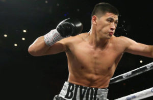 Dmitry Bivol WBA Light Heavyweight World Champion