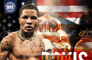 Gervonta Davis WBA Super Featherweight Super Champion