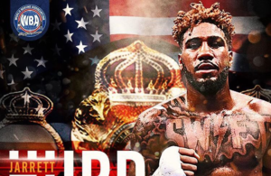 Jarrett Hurd – Boxer of the month April-2018