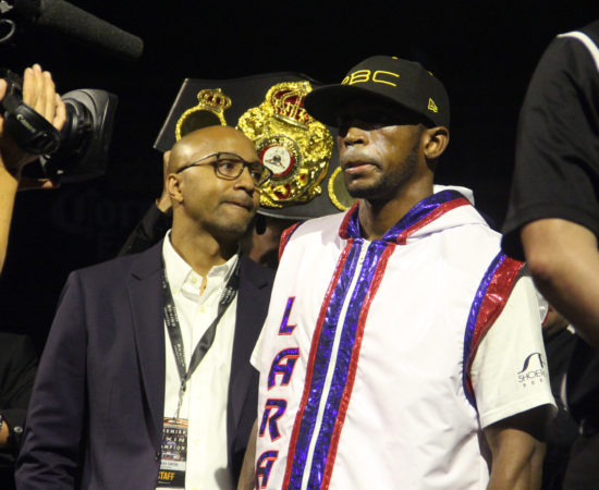 Erislandy Lara and Ramon Alvarez will fight for the WBA World 154 lbs Title this Saturday