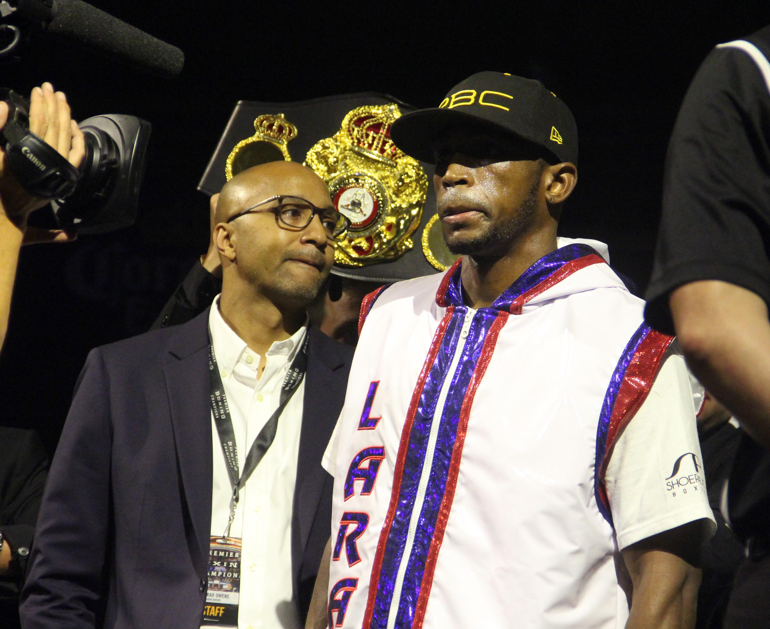 Erislandy Lara and Ramon Alvarez will fight for the WBA World 154 lbs Title this Saturday
