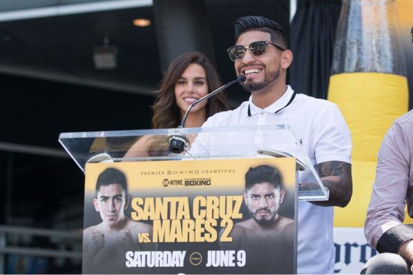 Abner Mares. Photo: Showtime.