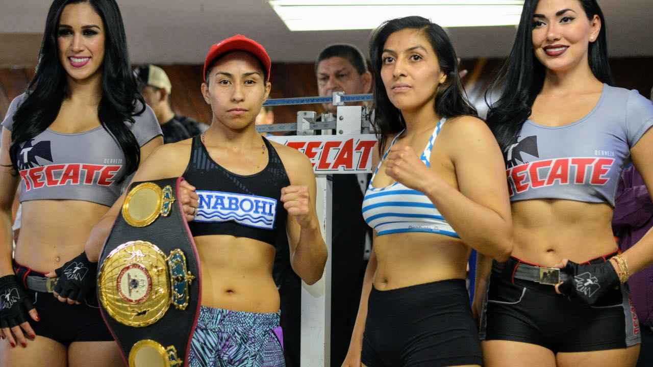 Torres and Plata Weigh In