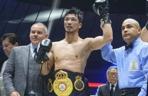 Murata Retains Title Against Blandamura