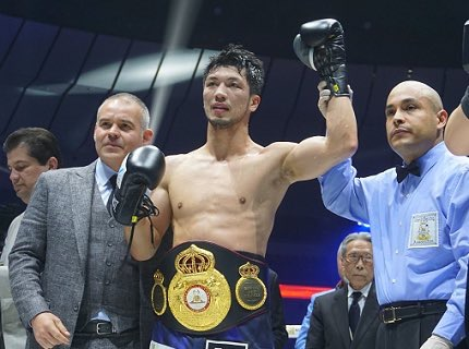 Murata Retains Title Against Blandamura.