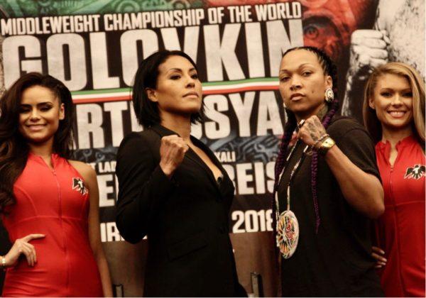 Braekhus y Reis esperan poner al boxeo femenino en alto