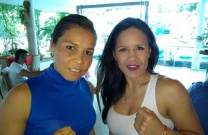 Liliana Palmera y Yazmín Rivas prometen una buena pelea.