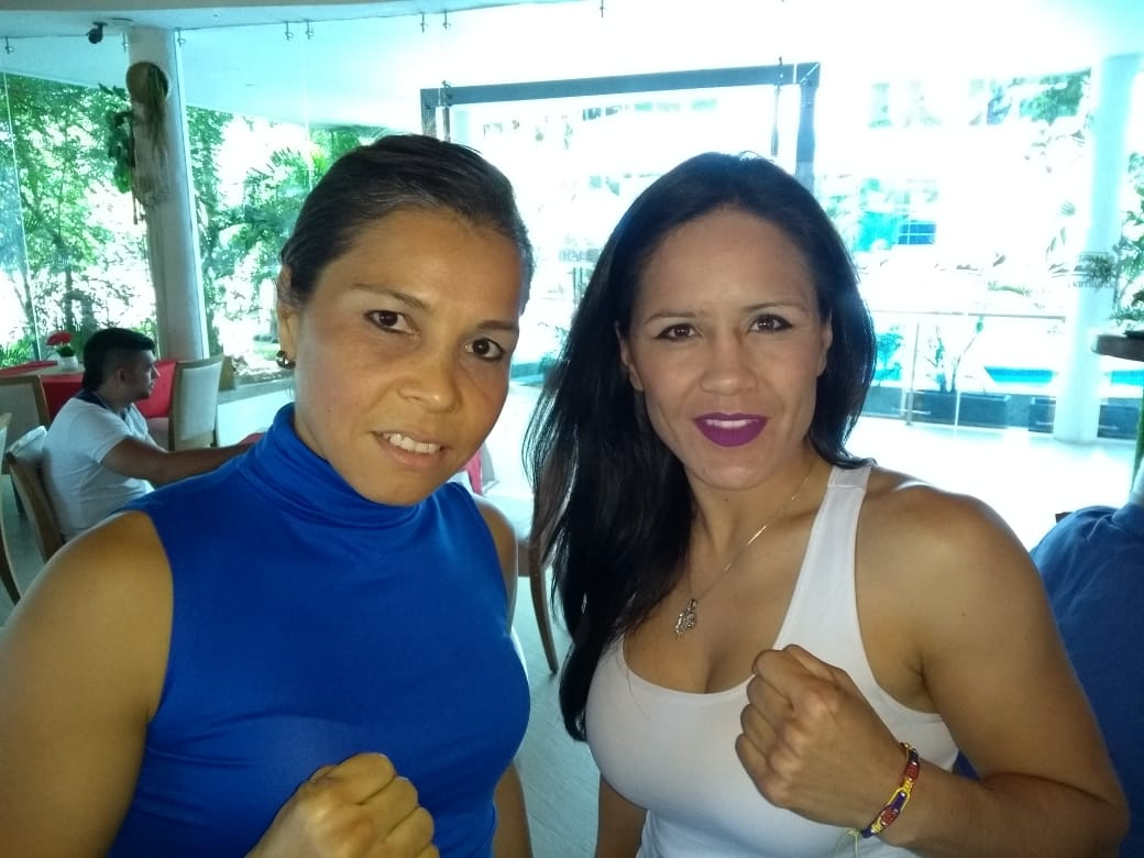 Palmera and Rivas Are Ready For A Great Fight
