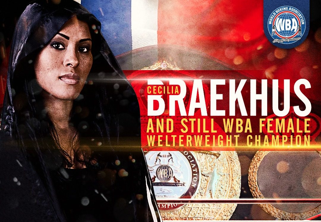 Braekhus Survives Scare to Beat Reis