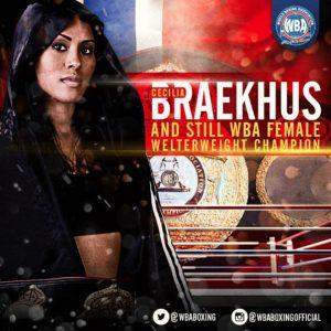 Braekhus es la mejor boxeadora del mes de diciembre