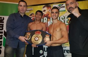 Moloney Brothers Make Weight For Title Defenses.