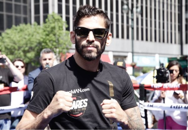 Jorge Linares will dictate clinic in Medellin