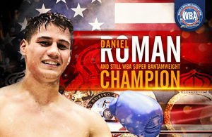 Daniel Roman – WBA Honorable Mention June 2018