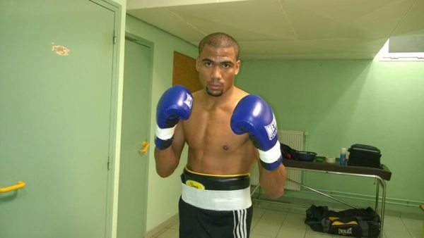 """Andrew Francillette: """"I want to show I am a good Middleweight in the WBA"""""""