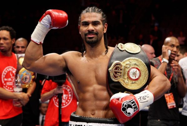 WBA Cruiser and HW Champ David Haye Retires.