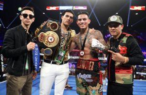 José Benavidez Wins WBA Welterweight Eliminator Bout. Photo: Top Rank.