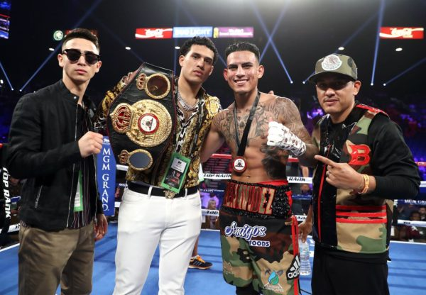 José Benavidez Wins WBA Welterweight Eliminator Bout