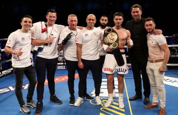 Kelly and Edwards Victorious in Newcastle.