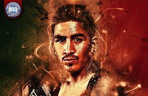 Leo Santa Cruz - WBA Boxer of the month