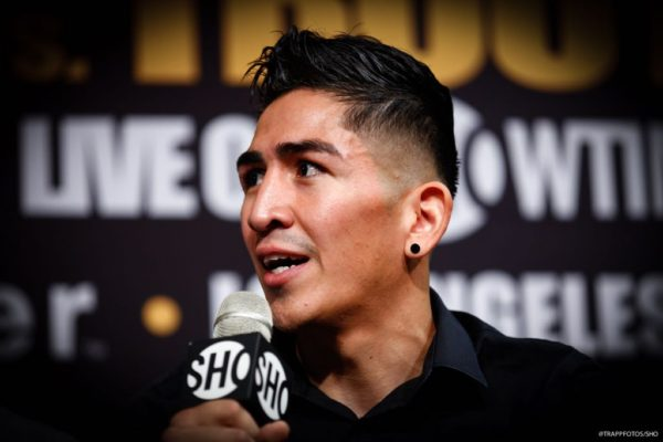 "Santa Cruz: ""We are focused on the fight against Gervonta"""