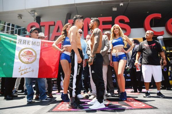 Santa Cruz and Mares Make Weight For War