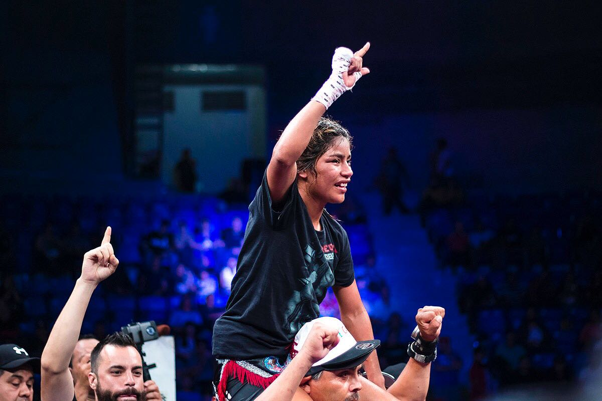 Robles Beats Ramos in Title Eliminator