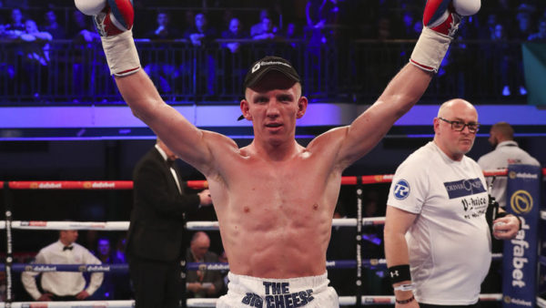 Cheeseman Retains WBA-International 154lb Title