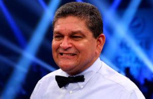 AMB felicita a Gustavo Padilla por llegar a 100 peleas mundialistas.