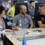 WBA Members Delegation Meeting in Astana, Kazakhstan