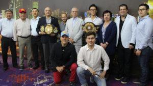 Reunión de Delegados AMB en Astana, Kazajistán