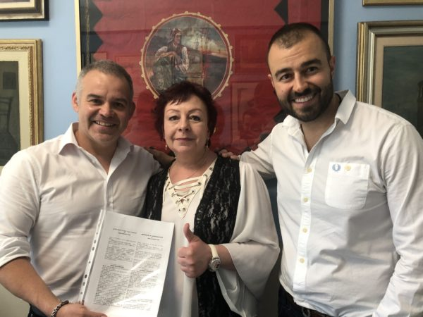 Gilberto Jesús Mendoza culmina.tes a successful tour of Europe