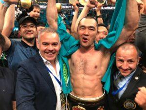 WBA orders purse bid for the Shumenov- Goulamirian